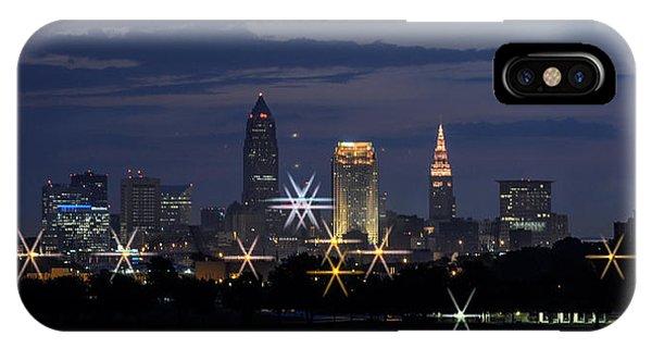 Cleveland Starbursts IPhone Case