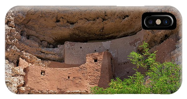 Cliff Dwellings IPhone Case
