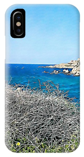 Cliff  IPhone Case