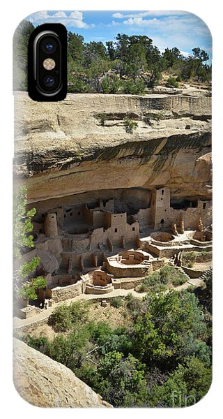 IPhone Case featuring the photograph Cliff Palace by Jeff Loh