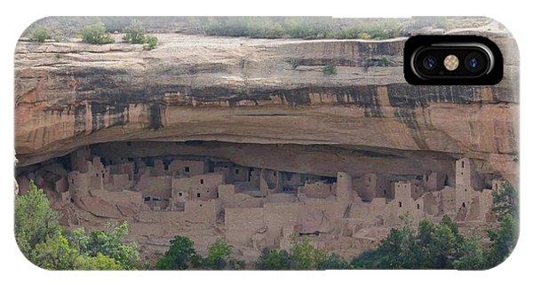 Cliff Palace Mesa Verde IPhone Case