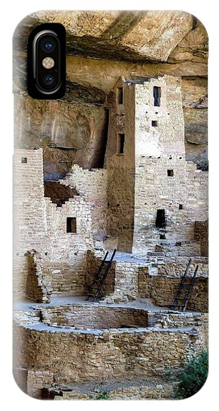 Cliff Palace Mesa Verde IPhone Case