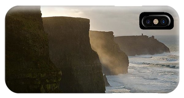 Cliffs Of Moher II IPhone Case