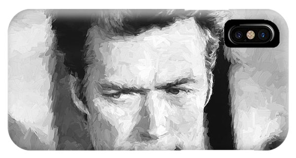 Clint Eastwood In Kelly's Heroes IPhone Case