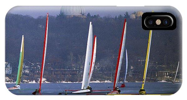 Close Encounters - Lake Geneva Wisconsin IPhone Case