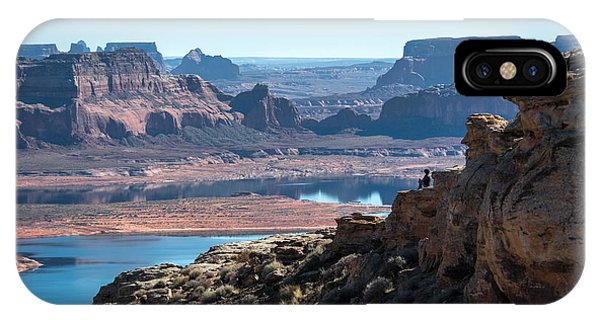 Close To The Edge IPhone Case