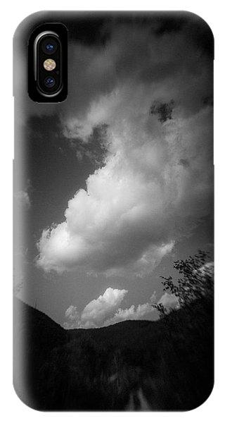 Cloud #2186 IPhone Case