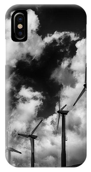 Cloud Blowers IPhone Case