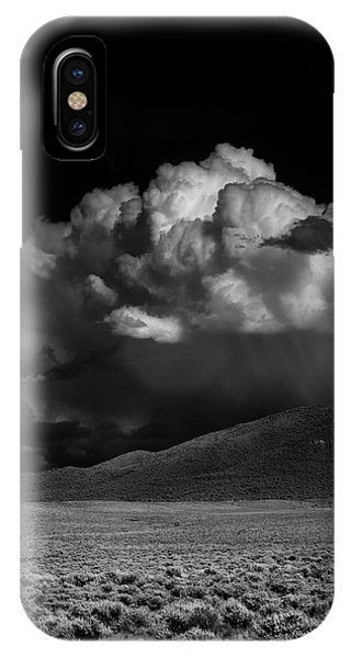 Cloud Burst IPhone Case