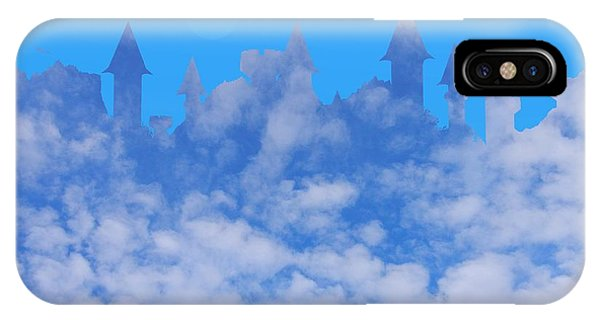 Cloud Castle IPhone Case
