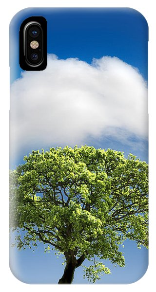 Cloud iPhone Case - Cloud Cover by Mal Bray
