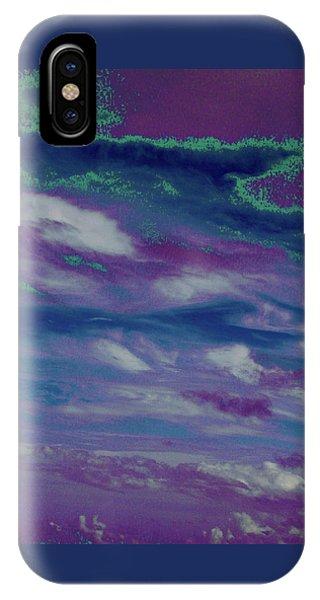 Cloud Fantasia IPhone Case