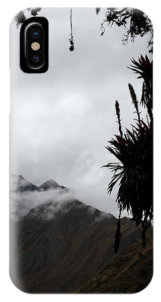 Cloud Forest Musings IPhone Case