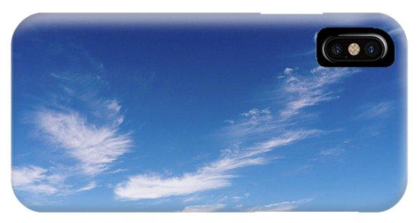 Cloud Sculpting IPhone Case
