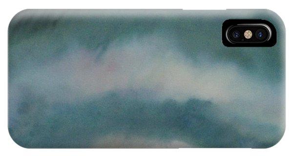 Cloud Study 1 IPhone Case