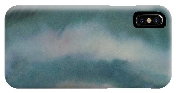 Cloud Study 1 IPhone Case