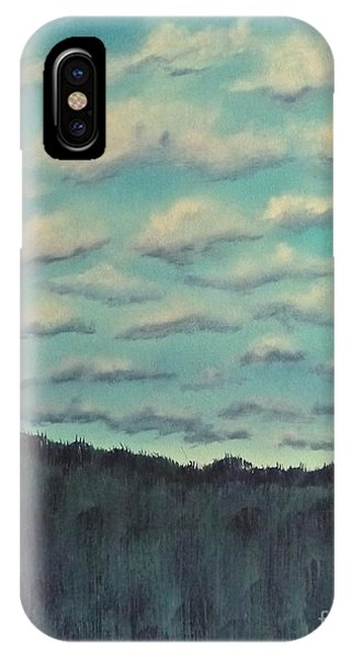 Cloud Study IPhone Case