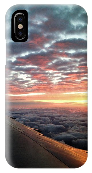Cloud Sunrise IPhone Case