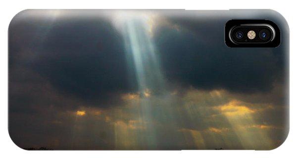 Cloudbreak IPhone Case