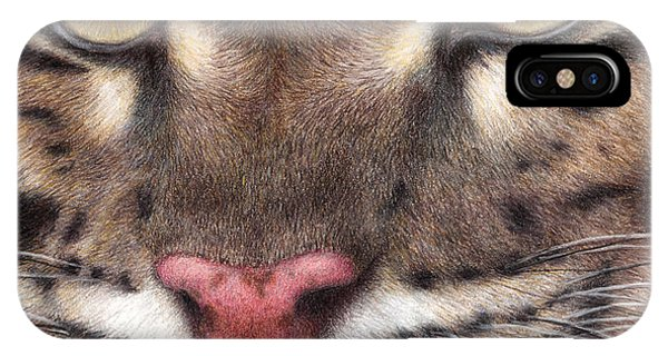 Clouded Leopard IPhone Case
