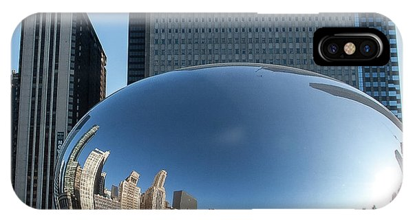 Cloudgate Reflects IPhone Case