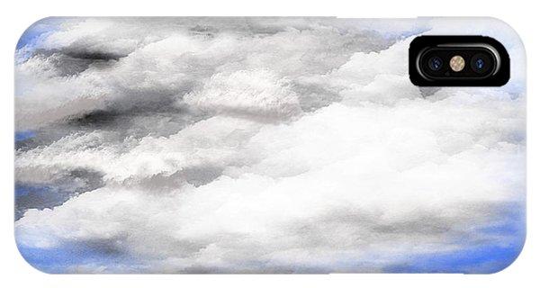 Clouds 2 IPhone Case