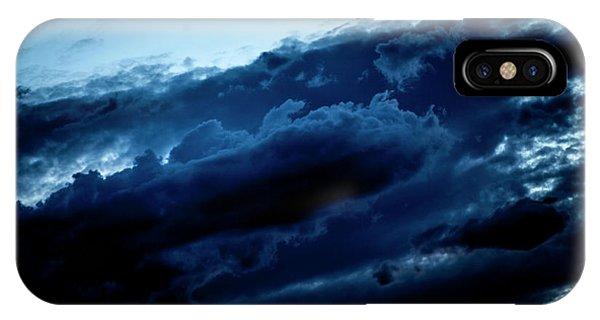 Clouds Fall IPhone Case