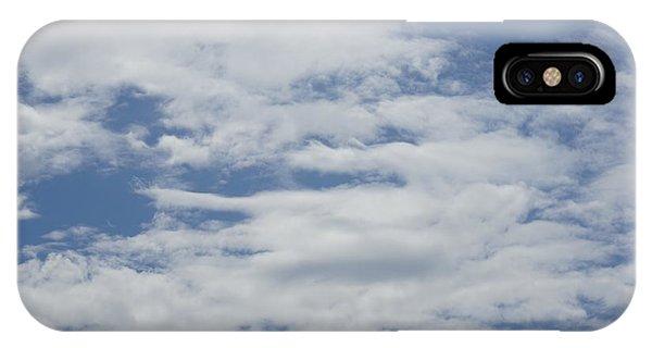 Clouds Photo II IPhone Case