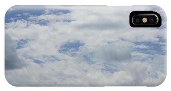 Clouds Photo IIi IPhone Case