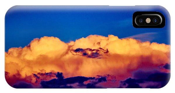 Clouds Vi IPhone Case