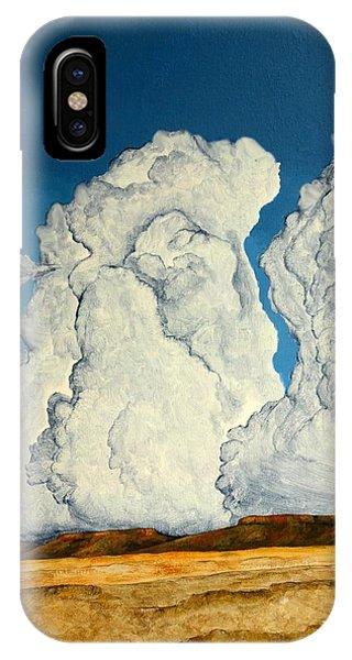 Cloudscape A IPhone Case