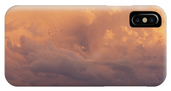 IPhone Case featuring the photograph Cloudscape by Dustin LeFevre