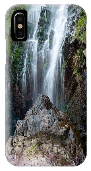 Clovelly Waterfall IPhone Case