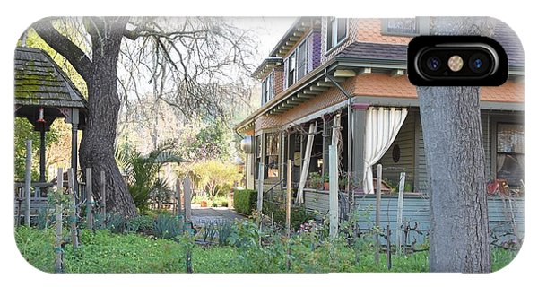 Cloverdale Casa IPhone Case