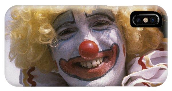 Clown-1 IPhone Case