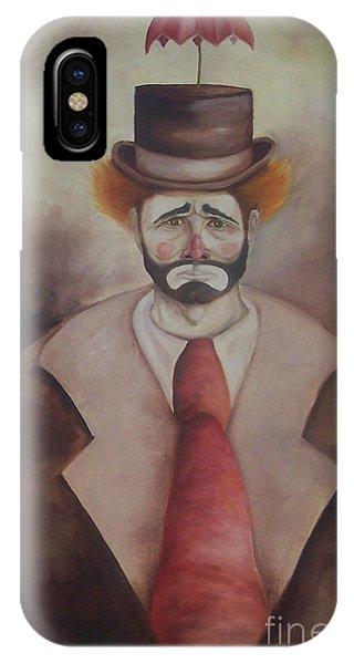 Clown IPhone Case