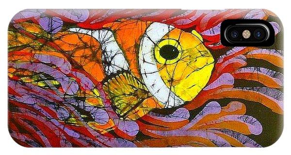 Clownfish I  IPhone Case