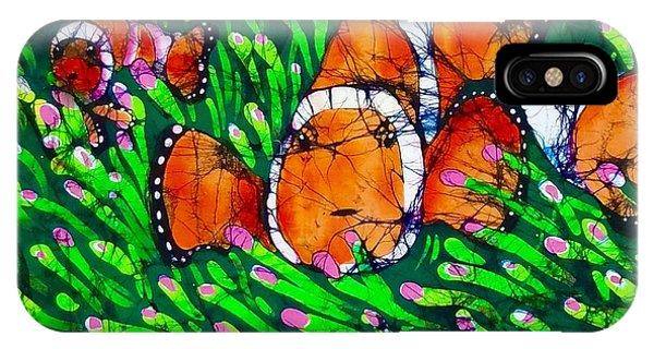 Clownfish II IPhone Case