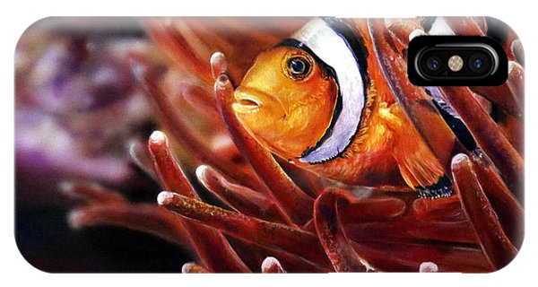 Clownfish IPhone Case