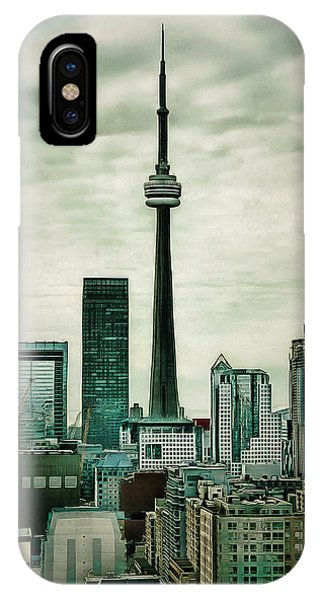 Cn Tower IPhone Case