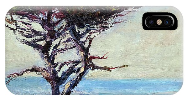 Coast Cypress IPhone Case