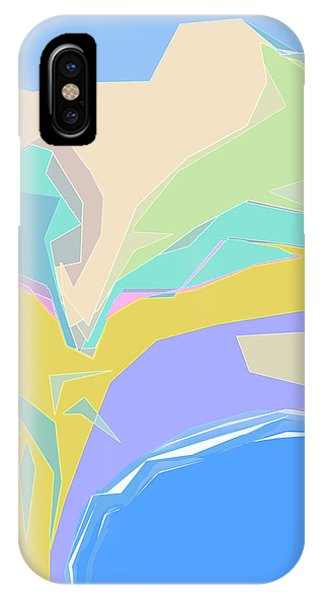 Coast Of Azure IPhone Case