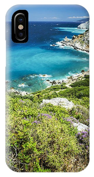 Greece iPhone Case - Coast Of Greece by Jelena Jovanovic