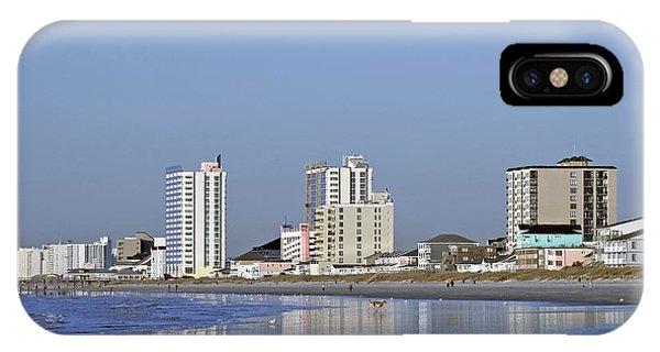 Coastal Architecture IPhone Case