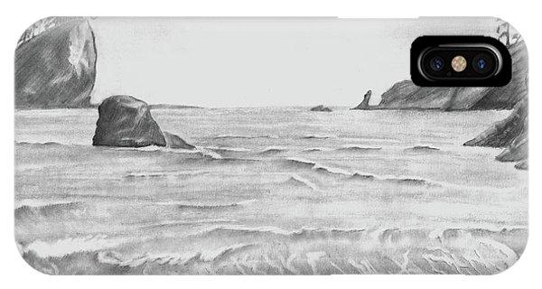 Coastal Beach IPhone Case