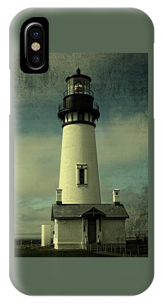 Coastal Breeze At Yaquina Head IPhone Case