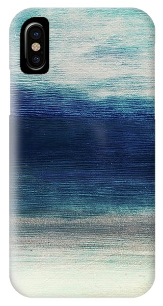 Wood iPhone Case - Coastal Escape 2- Art By Linda Woods by Linda Woods