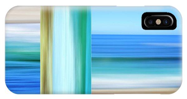 Coastal Impressions IPhone Case
