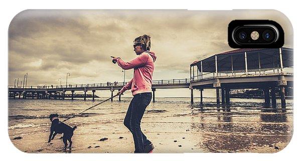 Qld iPhone Case - Coastal Lifestyle Portrait by Jorgo Photography - Wall Art Gallery