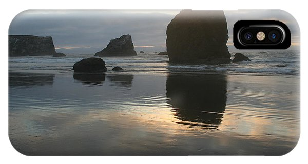 IPhone Case featuring the photograph Coastal Light by Dylan Punke